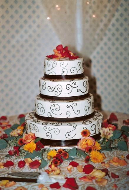 Bakery For Wedding Cakes